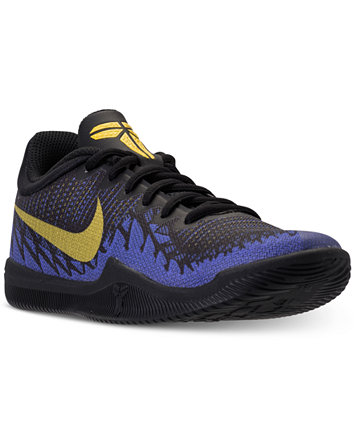 Image 1 of Nike Big Boys' Mamba Rage Basketball Sneakers from Finish Line
