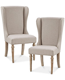 Nigel Dining Chair (Set Of 2), Quick Ship