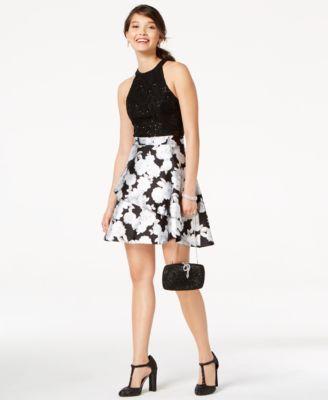 Short Fancy Dresses