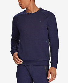 Polo Ralph Lauren Men's Double-Knit Sweatshirt