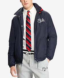Polo Ralph Lauren Men's Hooded Coach Jacket