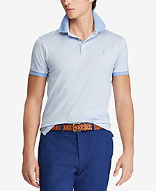 Polo Ralph Lauren Men's Custom Slim Fit Jersey Polo