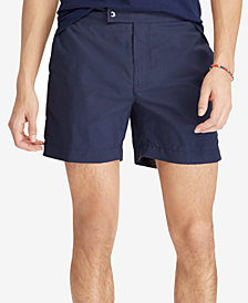"Polo Ralph Lauren Men's 6"" Monaco Swim Trunks"