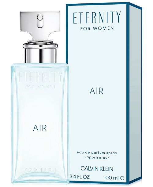 Eternity Air For Women Eau De Parfum Spray 34 Oz