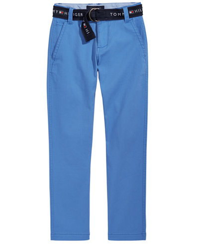 Tommy Hilfiger Twill Pants, Toddler Boys
