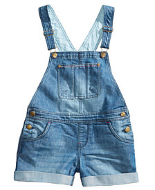 Tommy Hilfiger Big Girls Denim Shortall