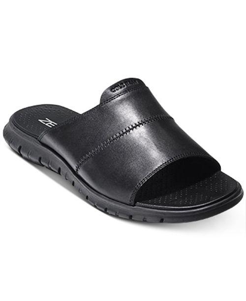 024f18612 Cole Haan Men s ZeroGrand Slides   Reviews - All Men s Shoes - Men ...