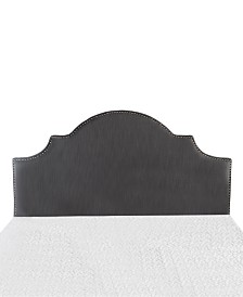 Mirona Adjustable Full/Queen Headboard, Quick Ship