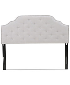 Vandale Adjustable Full/Queen Headboard, Quick Ship