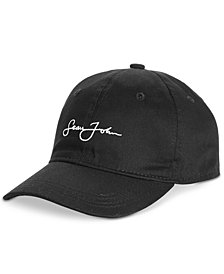Sean John Script Logo Hat, Big Boys