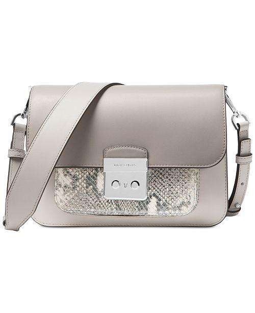 46c0187755ee Michael Kors Sloan Editor Small Shoulder Bag & Reviews - Handbags ...