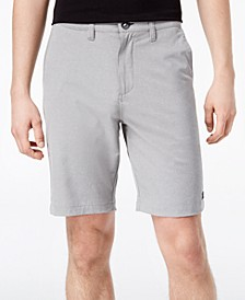 "Men's Crossfire X Stretch Hybrid 21"" Shorts"