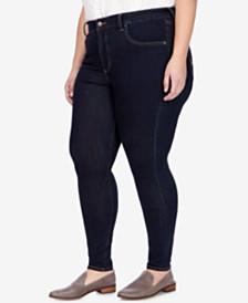 Lucky Brand Plus Size Emma Ultra-Skinny Jeans
