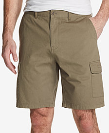 "Weatherproof Vintage Men's 9"" Cargo Shorts"