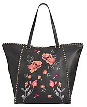 I.N.C. Hazell Floral Extra-Large Tote, Created for Macy's
