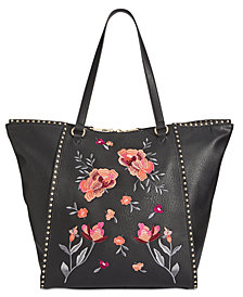 I.N.C. Hazell Floral Tote, Created for Macy's