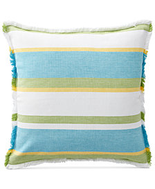 "CLOSEOUT! Lauren Ralph Lauren Gemma 18"" x 18"" Decorative Pillow"