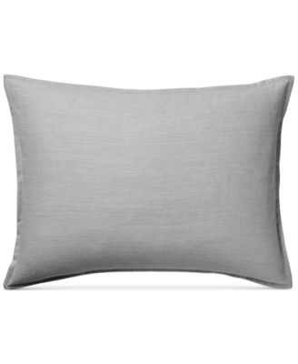CLOSEOUT! 525-Thread Count Yarn Dyed King Sham, Created for Macy's