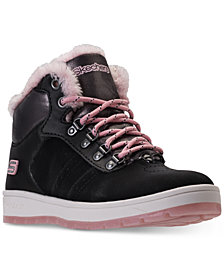 Skechers Big Girls'  Street Cleat 2.0 - Trickstar Sneaker Boots from Finish Line