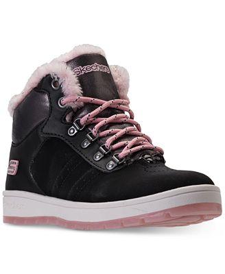 Skechers Big Girls' Street Cleat 2.0 - Trickstar Sneaker Boots from Finish Line