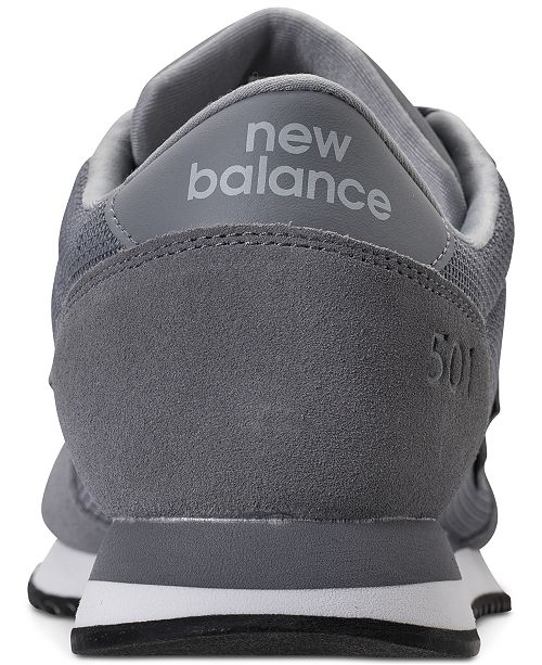 ec7eedd72 New Balance Men's 501 Casual Sneakers from Finish Line & Reviews ...