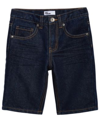 Clean Edge Denim Shorts, Little Boys, Created for Macy's