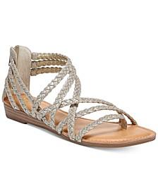 Amara Strappy Sandals