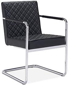 Gaelen Dining Arm Chair (Set Of 2), Quick Ship
