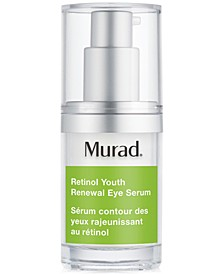 Retinol Youth Renewal Eye Serum, 0.5-oz.