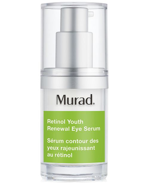 Murad Retinol Youth Renewal Eye Serum, 0.5-oz.