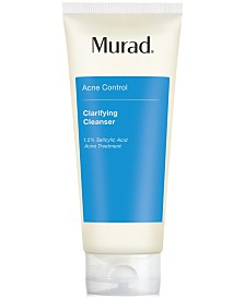 Murad Acne Control Clarifying Cleanser, 6.75-oz.
