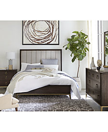 Ethan Upholstered Bedroom Furniture Collection, Created for Macy's