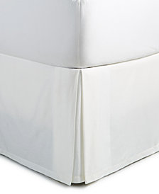 Hotel Collection Plume King Bedskirt, Created for Macy's