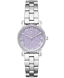 Michael Kors Women's Norie Stainless Steel Bracelet Watch 28mm