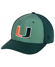 Top of the World Miami Hurricanes Mist Cap