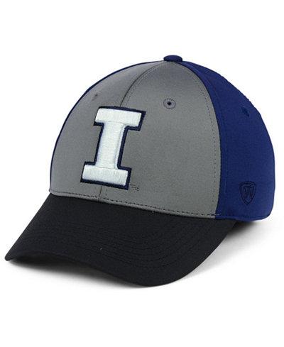 Top of the World Illinois Fighting Illini Division Stretch Cap