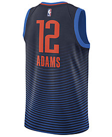 Nike Men's Steven Adams Oklahoma City Thunder Statement Swingman Jersey