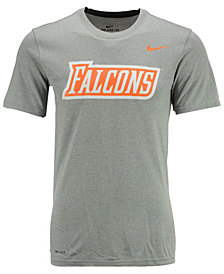 Nike Men's Bowling Green Falcons Dri-Fit Legend Wordmark T-Shirt