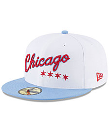 New Era Chicago Bulls City Series 59FIFTY FITTED Cap
