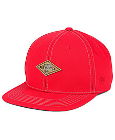 Top of the World New Mexico Lobos Diamonds Snapback Cap