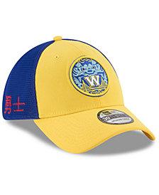 New Era Boys' Golden State Warriors City Series 39THIRTY Cap
