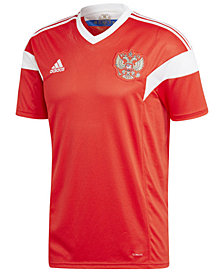 adidas Men's Russia National Team Home Stadium Jersey