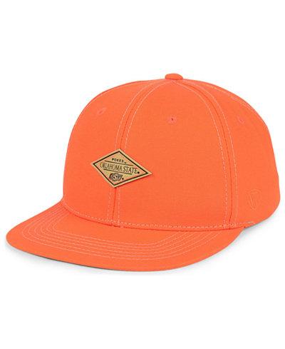 Top of the World Oklahoma State Cowboys Diamonds Snapback Cap