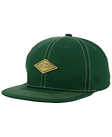 Top of the World Oregon Ducks Diamonds Snapback Cap