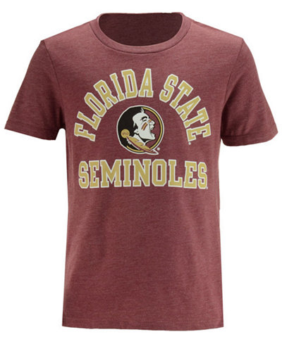 Retro Brand Florida State Seminoles Dual Blend T-Shirt, Big Boys (8-20)