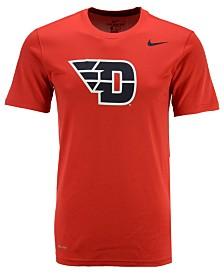 Nike Men's Dayton Flyers Dri-Fit Legend 2.0 Logo T-Shirt
