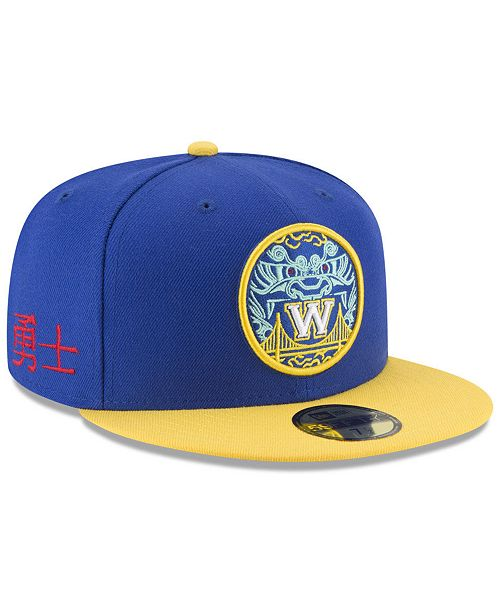 online store 81020 51f55 New Era. Golden State Warriors City Series 59FIFTY FITTED Cap