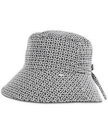 Split-Back Bow Rain Hat
