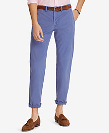 Polo Ralph Lauren Men's Big & Tall Stretch Classic-Fit Chino Pants