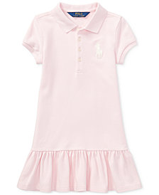 Ralph Lauren Mesh Dress, Little Girls